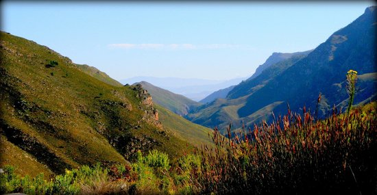 McGregor, South Africa: Boesmanskloof