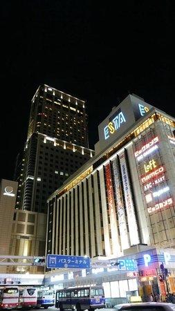 JR Tower Hotel Nikko Sapporo: Hotel