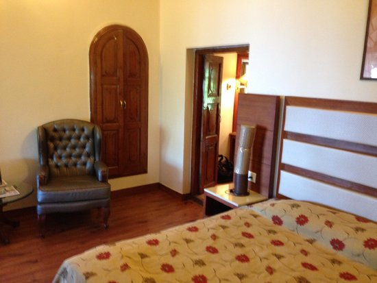 Grand View Hotel: Inside view of delux room