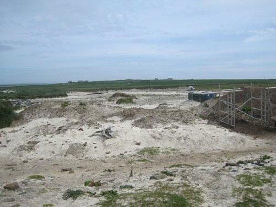 Westray Links of Noltland bronze age site