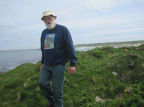 Links of Noltland: Westray Grobust beach Mark