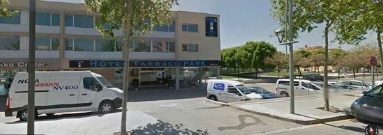 Hotel Tarraco Park: Vista exterior del hotel