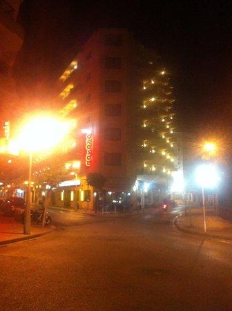 Hotel Orosol: Fabby hotel.