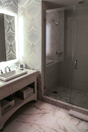Silversmith Hotel Chicago Downtown: Salle bain