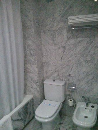 Silken Torre Garden : Baño