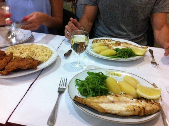 O Piteu: Looks simple, tasted fabulous!