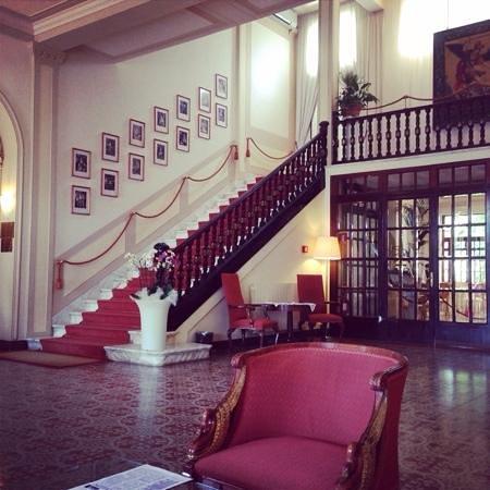 Grand Hotel Royal, BW Premier Collection : Recepción