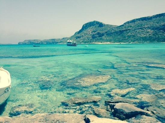 Plage d'Elafonissi : ELAFONISI