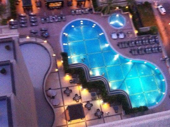 Grosvenor House Dubai: From my room