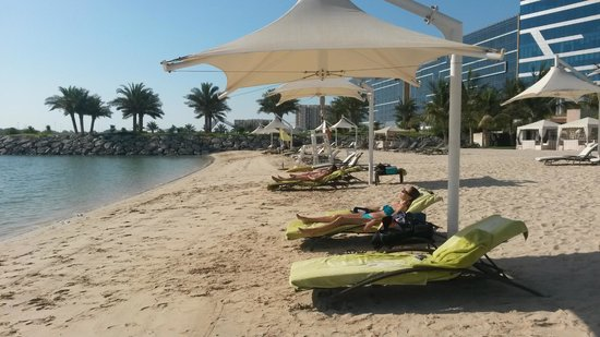 Traders Hotel, Qaryat Al Beri, Abu Dhabi: Rilassante e tranquillo
