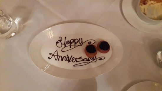 The Savoy Grill : Oh, thanks!