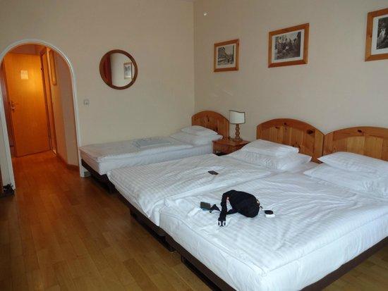 Hotel Caroline: Bedroom