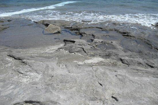 "Blue Lagoon Village: Dangerous ""rocky beach"""