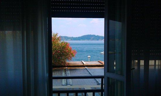 Hotel Milano: vista dalla camera