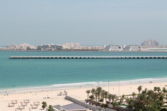 Movenpick Hotel Jumeirah Beach : vue sur la plage