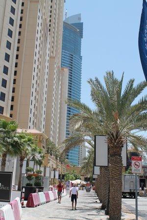 Movenpick Hotel Jumeirah Beach : une fois les trvaux fini se sera parfait