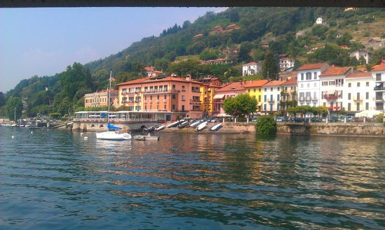Hotel Milano: hotel dal lago
