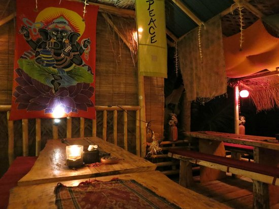 Warung Bintangbali: Cool atmosphere