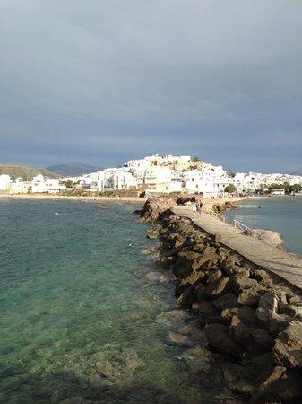 Città di Naxos, Grecia: Portara views
