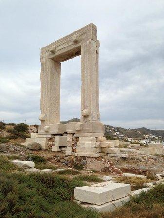 Città di Naxos, Grecia: Portara