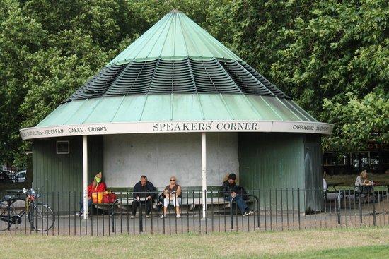 Hyde Park : Speakers Corner