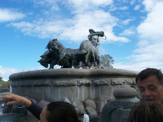 Gefionspringvandet: la fontana di Gefion