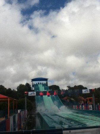 Adventure Park Geelong: Waterslide