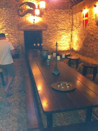 Colliters Brook Farm: Table fit for a feast
