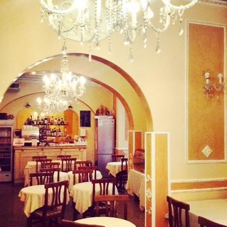Hotel Philia: new breakfast room