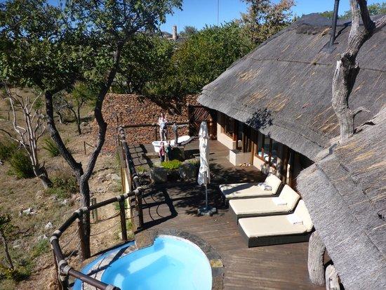 Royal Madikwe Luxury Safari Lodge : The royal villa