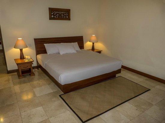 Samhita Garden: cama grande