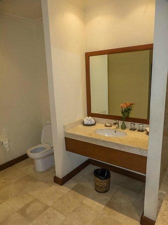 Samhita Garden: lavabo