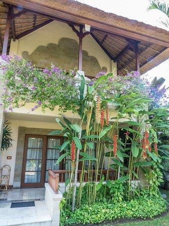 Samhita Garden: edificios