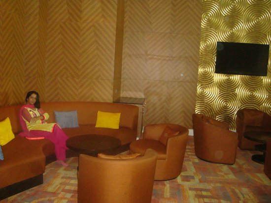 Holiday Inn Amritsar Ranjit Avenue: Reception