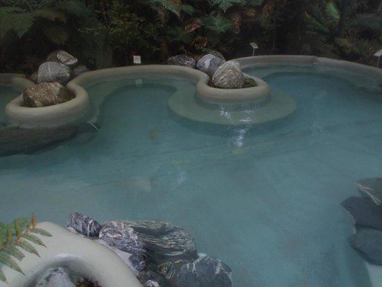Glacier Hot Pools: Franz Josef Hot Pools