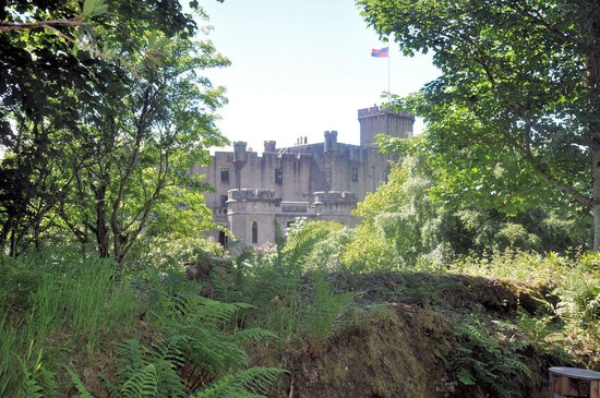 Dunvegan Castle & Gardens: the castle