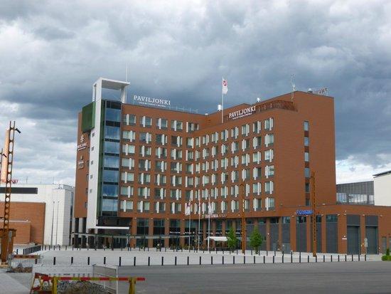 Solo Sokos Hotel Paviljonki: hotel