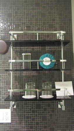 Galleria Park Hotel: A very beautiful bathroom.