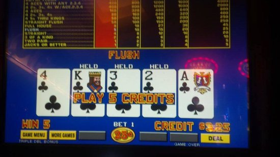 Cabazon, Kalifornien: Lucky Flush