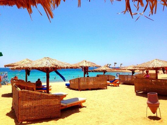 Mercure Hurghada Hotel: The Beach
