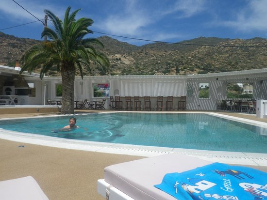Aegeon Hotel: Perfect pool spot