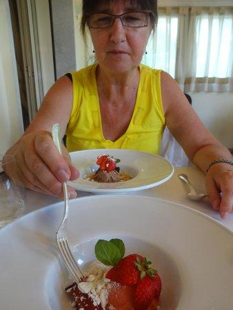 Restaurant President: Complimenti allo chef Paolo Gramaglia
