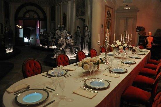 WiMu - Museo del Vino a Barolo : tavola