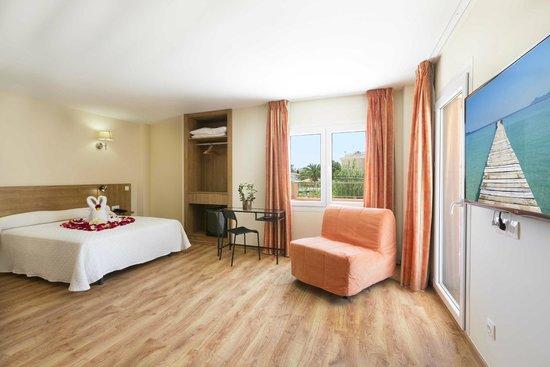 Tryp Mallorca Santa Ponsa: Room