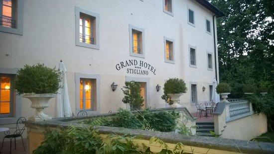 Terme di Stigliano: Grand Hotel Stigliano