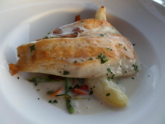 Stay Restaurant : Gorgeous Seabass