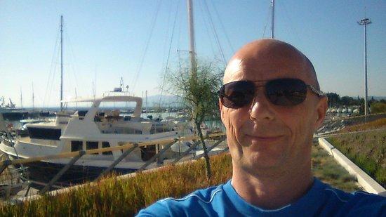 SENTIDO Marina Suites- Adult Only: Marina Selfie