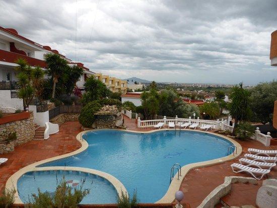 Los Palmitos : La piscina