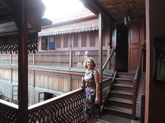 Jafferji House & Spa: the interior