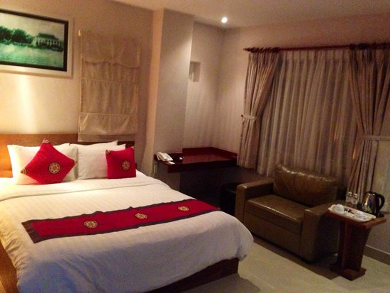 Little Saigon Boutique Hotel: Clean and comfortable rooms